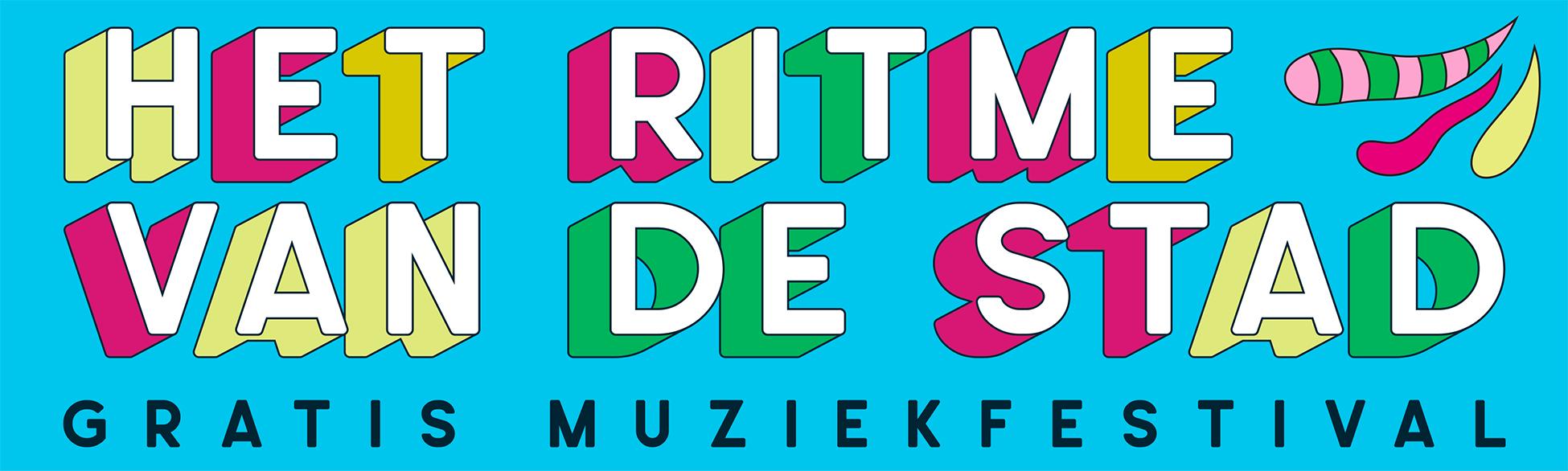 het Ritme van de Stad - Vondelpark Openluchttheater - Muziekfestival 13 juni 2019