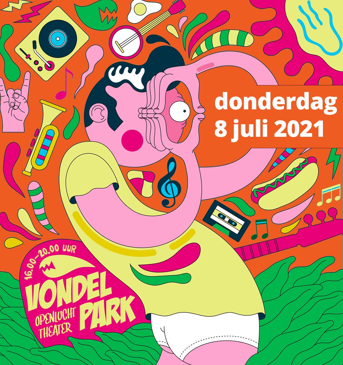 RitmeVanDeStad Amsterdam Festival 2021